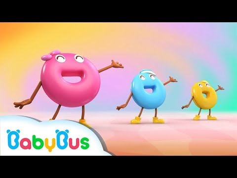 Where did Donuts Go? | Donuts Like Dancing | Kids Songs | BabyBus