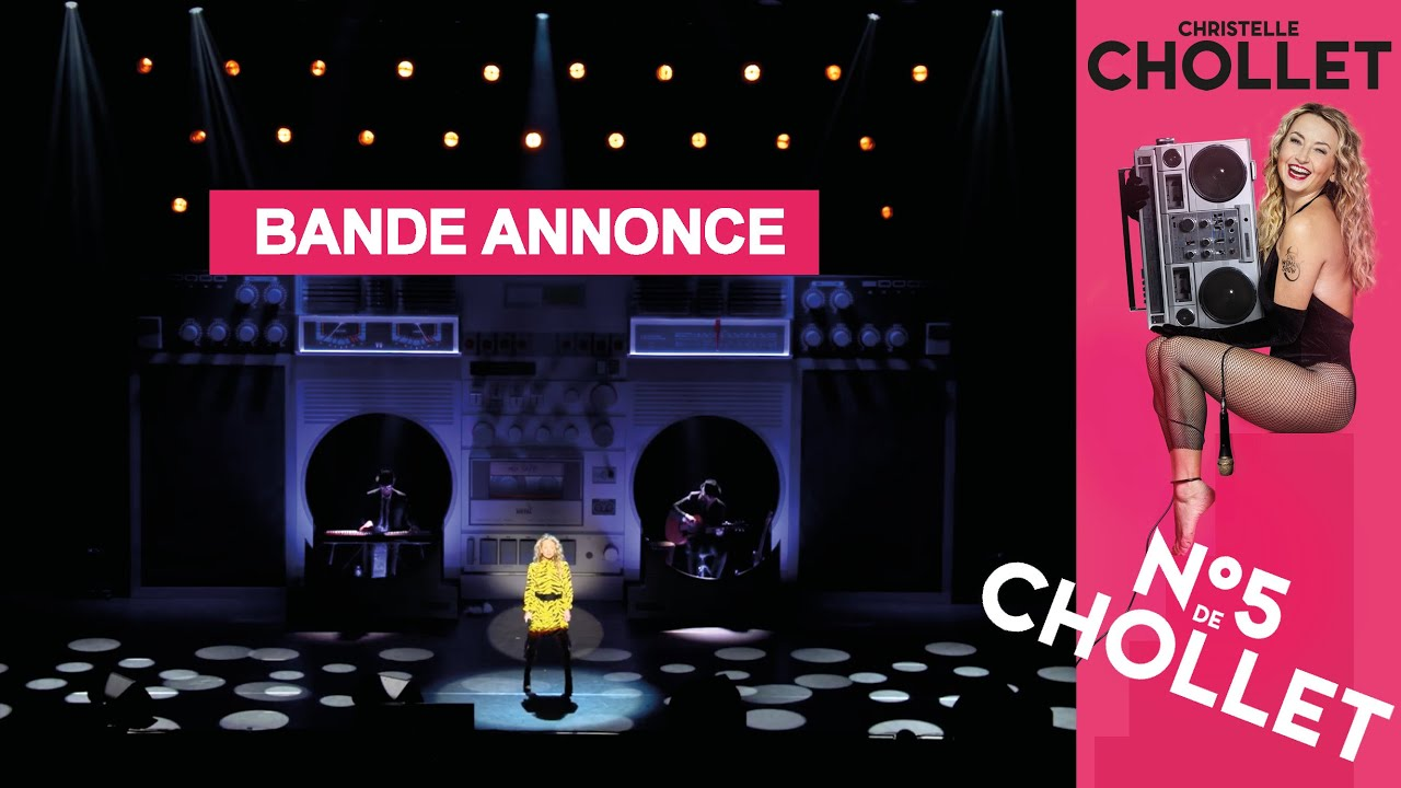 N°5 de Chollet - Bande Annonce