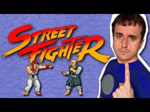 Veja o video – STREET FIGHTER 1 (UM)!? – Quem já jogou?