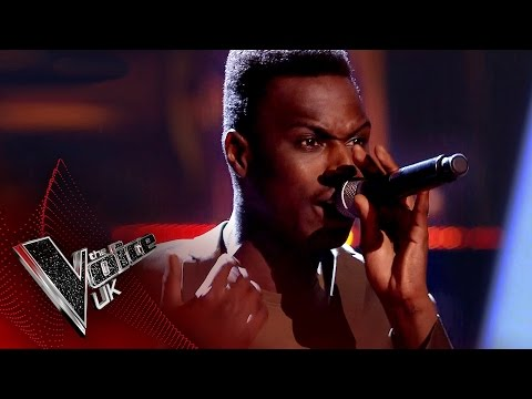 Mo performs 'Freedom': The Knockouts   The Voice UK 2017