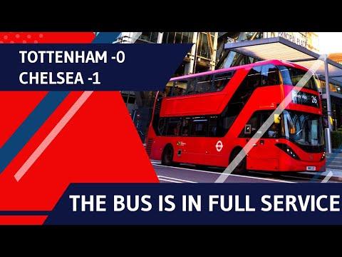 Tottenham 0-1 Chelsea | Jorginho Penalty Seals London Derby