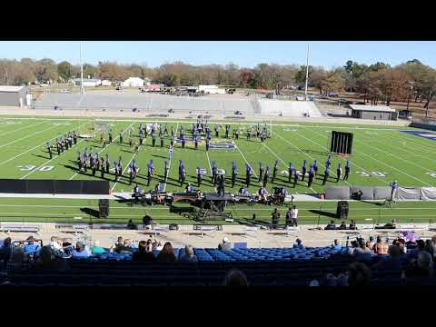 North Lamar High School Marching Band UIL Contest 2020