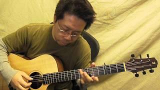 SWEET MEMORIES/松田聖子 (acoustic guitar solo)