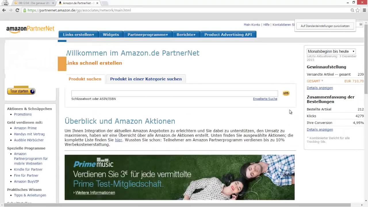 Geld verdienen mit Amazon Videokurs Azon Master - YouTube