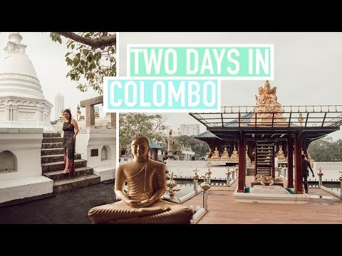 WHAT TO DO IN COLOMBO | Sri Lanka