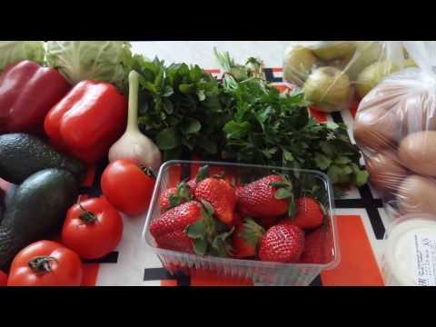 Цены на овощи в апреле
