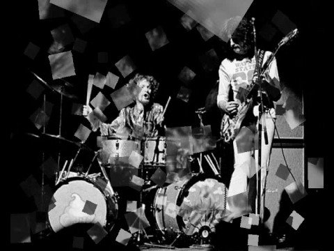 """Cream - """"Steppin' Out - 1966"""