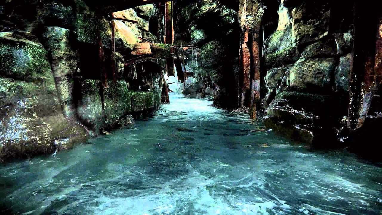 Crysis 3 Running Water 3 Video Desktop Wallpaper Youtube