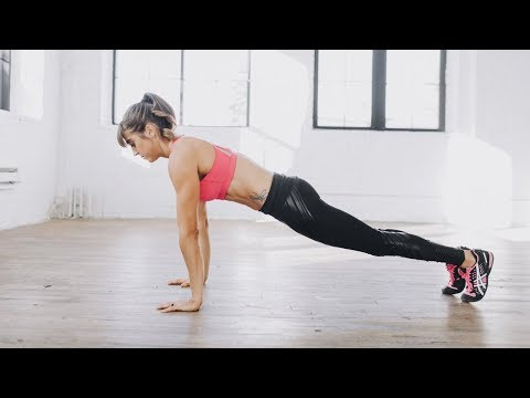 16 Upper Body Bodyweight Exercises