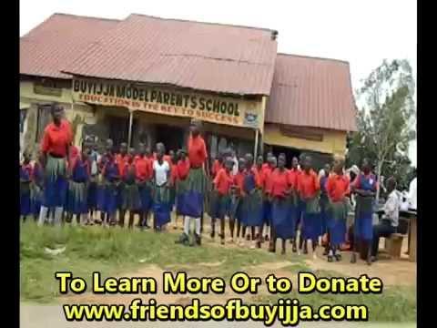 Peace, Hope, Love Friends of Buyijja School Funding