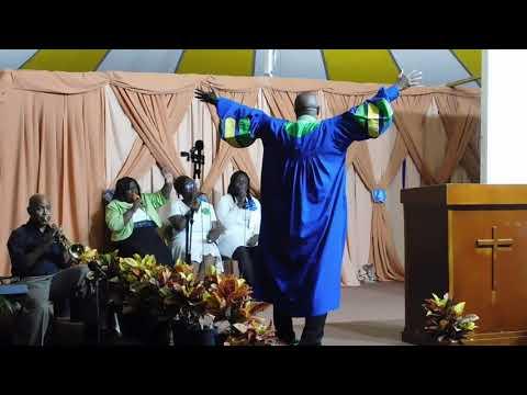 Good News Gospel Explosion: Pastor Claudius C. Morgan Sunday 20th May, 2018 (3)