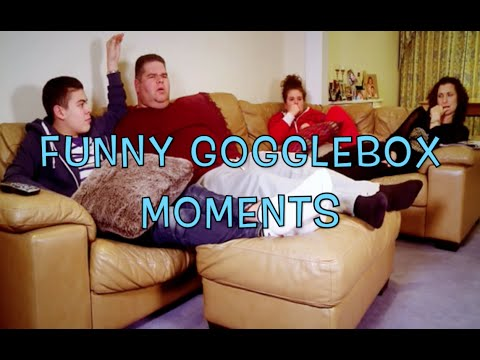 Funny Gogglebox Moments   The Best Gogglebox Moments   RIP Leon Bernicoff
