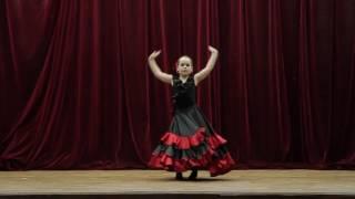 Детский испанский танец