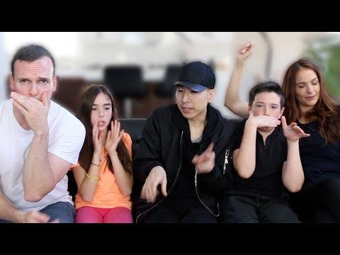 EPIC FAMILY BEATBOX CHALLENGE!!