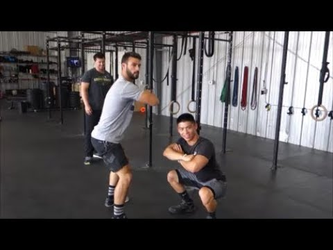 Physical Therapy Students vs CROSSFIT