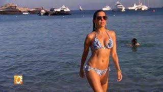 Sylvie Meis neemt cameraploeg mee op vakantie - RTL BOULEVARD