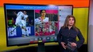 """كريم بنزيمة يحتفل بفوز الجزائر، ومحمد صلاح """"آسف لخروج مصر"""" من كأس أفريقيا، ودموع مغربية بع"""