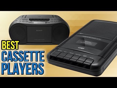 8 Best Cassette Players 2017