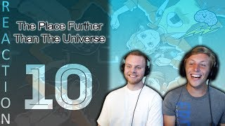 SOS Bros Reacts - A Place Further Than the Universe Episode 10 - Friendship Contract
