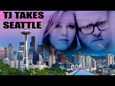 Amazing Atheist's Seattle Travel Vlog