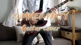 BREAKERZ/SUMMER PARTY GUITAR COVER