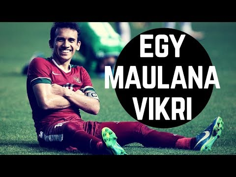¿Quién es EGY MAULANA VIKRI?