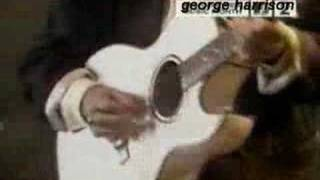 George Harrison Playing Here Comes The Sun