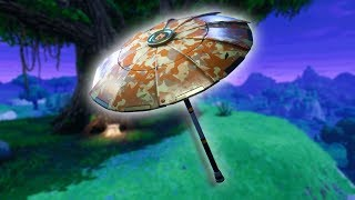 How To *UNLOCK* the Founders Umbrella in Fortnite: Battle Royale!
