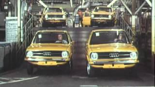 100 Years Of Audi Videos