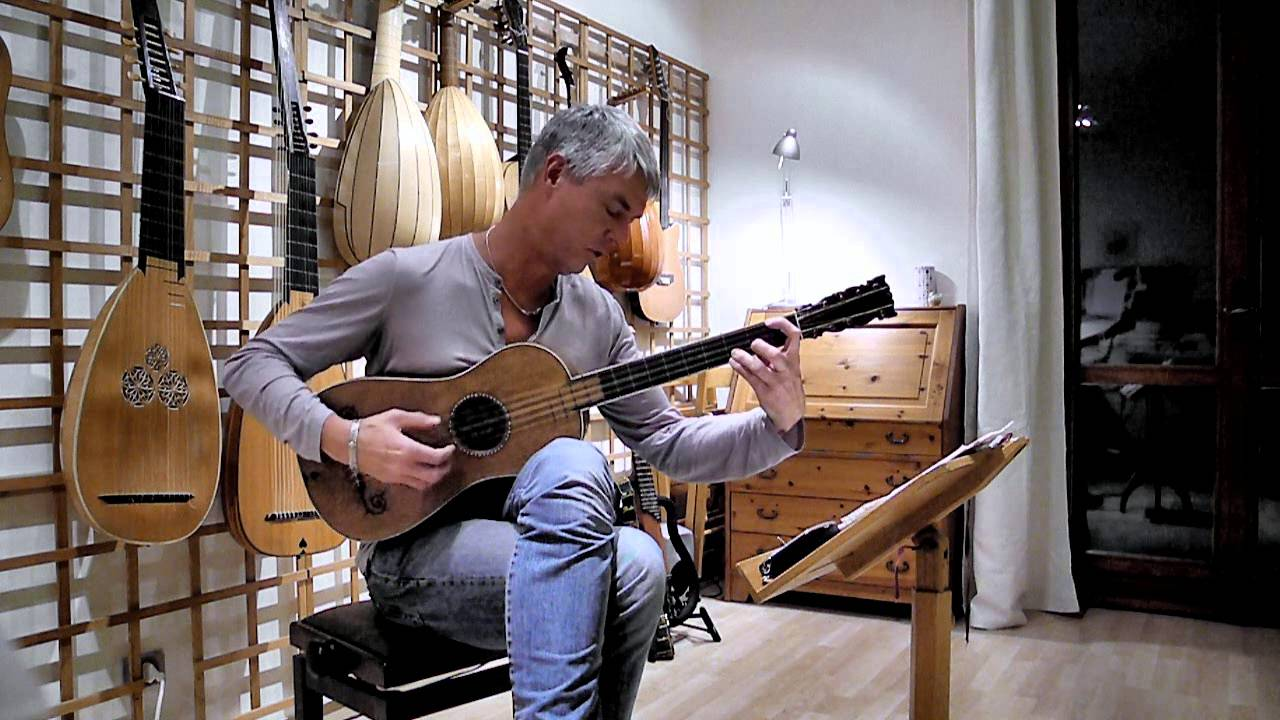 This is what the last surviving Stradivarius guitar sounds like