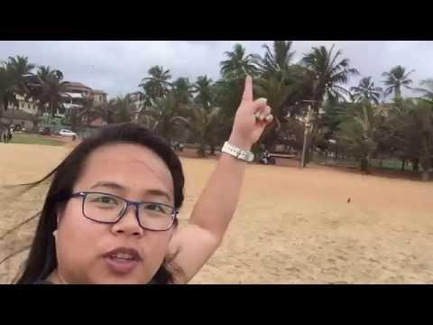 Sri Lanka - Hotel Beach front