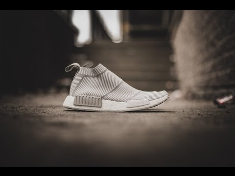 best Cheap Adidas NMD City Sock in Black and White Coming Soon