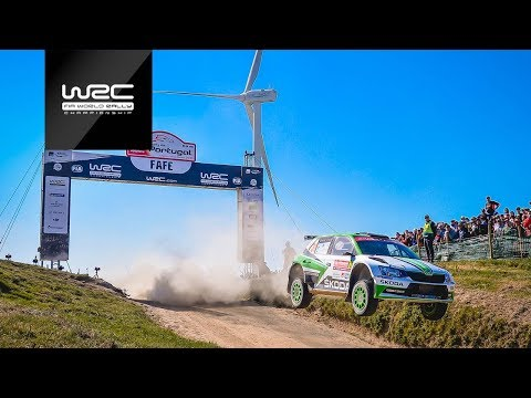 WRC 2 - Vodafone Rally de Portugal 2018: WRC 2 Event Highlights