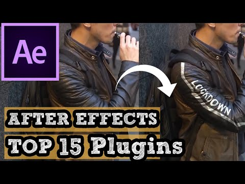 Best After Effects Plugins 2020