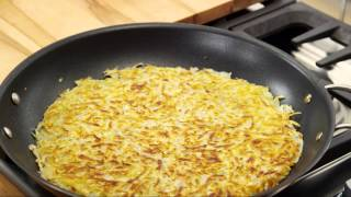 Go-to Brunch Recipe: Hash Brown Quiche