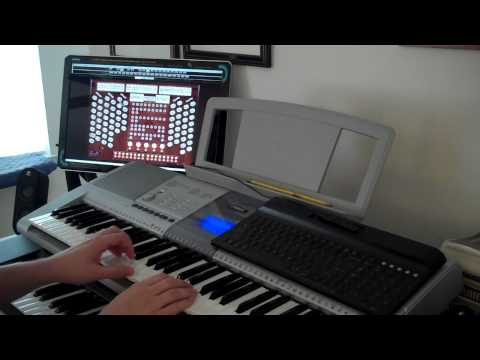 Albinoni adagio organ and trumpet