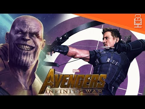 Hawkeye HAS a Connection to Avengers Infinity War BUT...