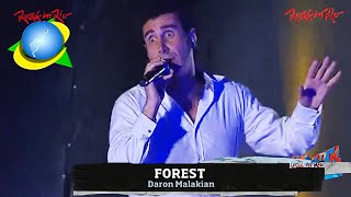 System Of A Down - Forest liveRock In Rio 2011 60fpsᴴᴰ
