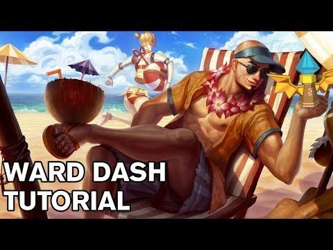 WARD DASH/JUMP TUTORIAL