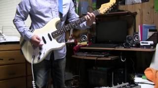 嵐 CONFUSION 弾いてみました。ARASHI ギターカバー