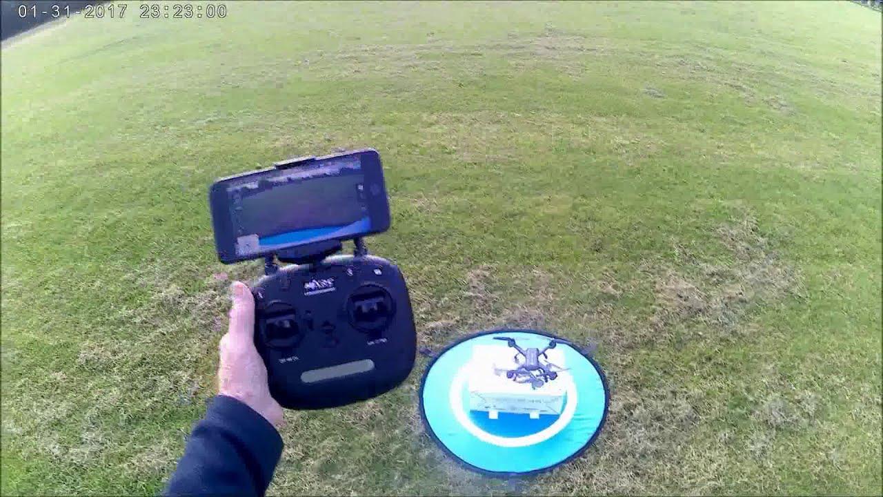 MJX X104G review - GPS 5G Wifi FPV Quadcopter drone фотки