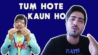 Sushant k baare may tum hote kon ho bolne wale | KRK review in Kedarnath, Chhichhore