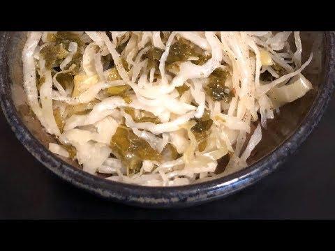 Jomsvikings' Sauerkraut with Juniper and Caraway