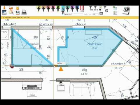Surligneur logiciel m tr youtube for Logiciel piscine gratuit