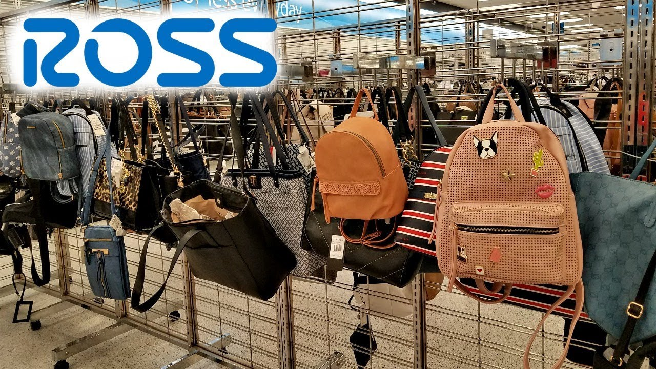 aeb1143c Shop WITH ME ROSS HANDBAG PURSE SHOPPING WALK THROUGH APRIL 2018 ...