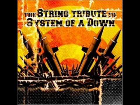 Клип The String Quartet - aerials
