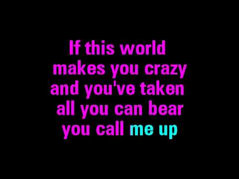 True Colors Karaoke  Cyndi Lauper  You Sing The Hits