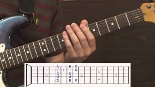 "How to do ""Chord Tone Target"" Practice"