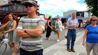 Christchurch Freeze Mob 2.0