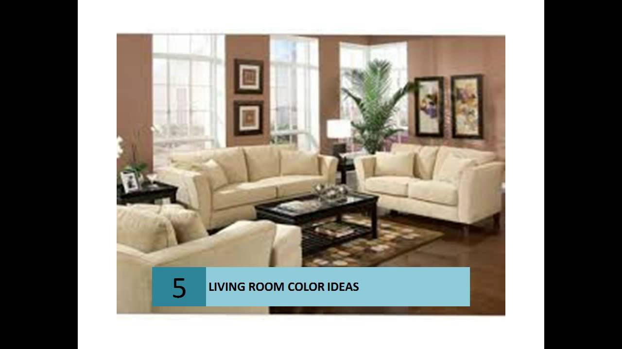 Paint Living Room Colors Living Room Paint Color Ideas Youtube
